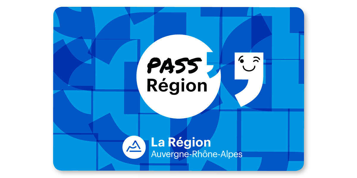 carte passregion