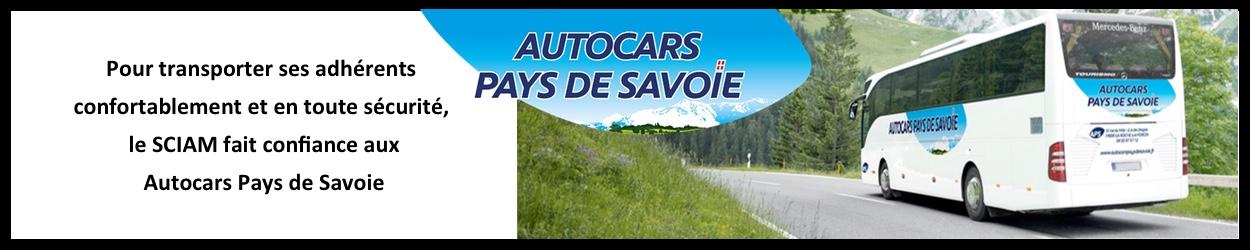 Autocars Pays de Savoie